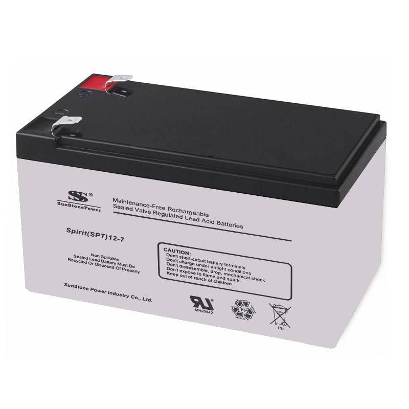 12V 7Ah C20 AGM Batterie Akku